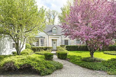 Winnetka Single Family Home For Sale: 1332 Sunview Lane