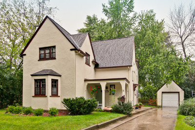 Lake Forest Single Family Home For Sale: 1454 Willow Street
