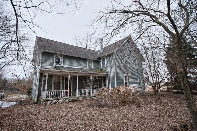 Elburn Single Family Home For Sale: 39w811 Fabyan Parkway