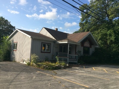 Homewood Commercial For Sale: 603 Ridge Road