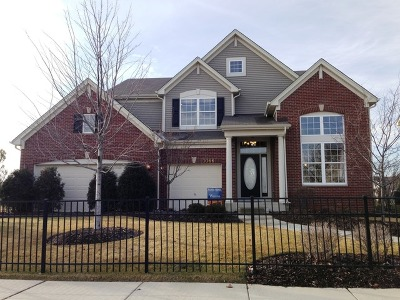 Shorewood Single Family Home For Sale: 1256 Wildflower Circle