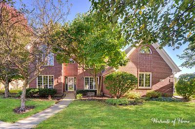 Aurora Single Family Home For Sale: 1443 Greenlake Drive