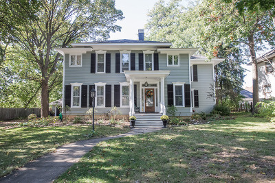 Downers Grove Single Family Home For Sale: 4932 Highland Avenue