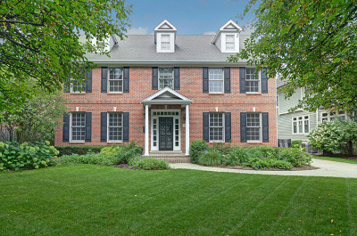 Hinsdale Single Family Home For Sale: 610 Franklin Street