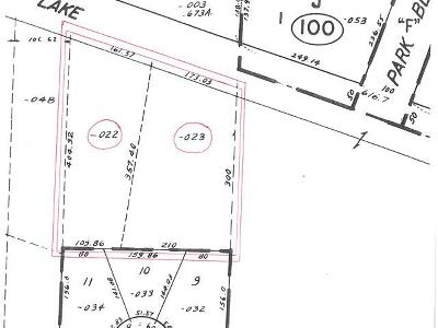 Bartlett Residential Lots & Land For Sale: 365 East Lake Street