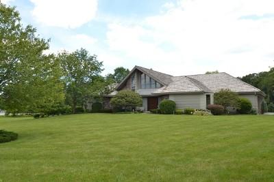 Antioch Single Family Home Price Change: 1595 Eagle Ridge Drive