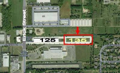 Crystal Lake Residential Lots & Land For Sale: 135 Erick Street