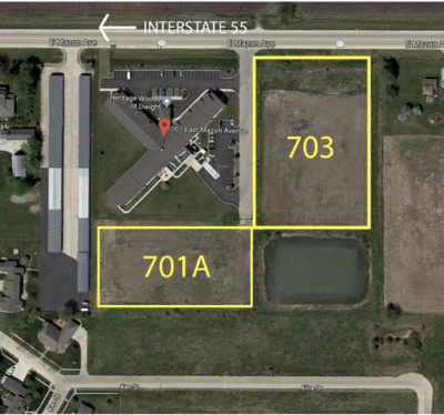 Dwight Residential Lots & Land For Sale: 703 E Mazon Street