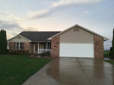 Single Family Home Sold: 734 South Jordan's Court