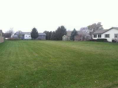 Mc Henry County Residential Lots & Land For Sale: 10111 Meadow Lane