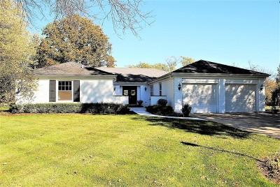 Barrington Single Family Home For Sale: 1230 Burr Oak Lane