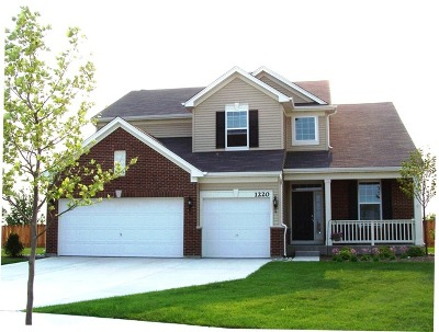 Shorewood Single Family Home For Sale: 468 Commons Drive