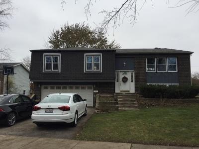 Woodridge Single Family Home For Sale: 2318 Dalewood Parkway
