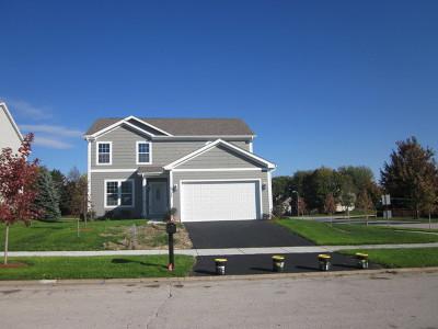Single Family Home Contingent: 2120 Fescue Drive