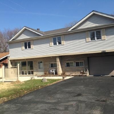 Markham Single Family Home For Sale: 16043 Springfield Avenue
