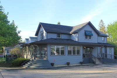 Bartlett Commercial For Sale: 137 South Oak Avenue