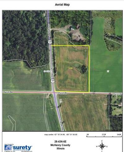Marengo Residential Lots & Land For Sale: 10ac Grant Highway South