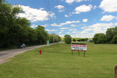 Carpentersville Residential Lots & Land For Sale: 000 Rt. 31 Highway
