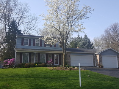 Naperville IL Single Family Home Sold: $379,900