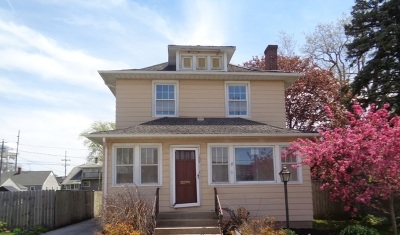 Thornton Single Family Home Re-activated: 109 South Hunter Street