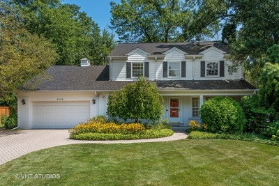 Wilmette Single Family Home For Sale: 3029 Iroquois Road