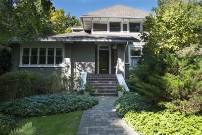 Winnetka Single Family Home For Sale: 112 Church Road