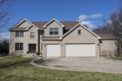 Marengo Single Family Home Contingent: 3460 Executive Drive
