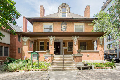 Chicago Single Family Home Re-Activated: 448 West Barry Avenue