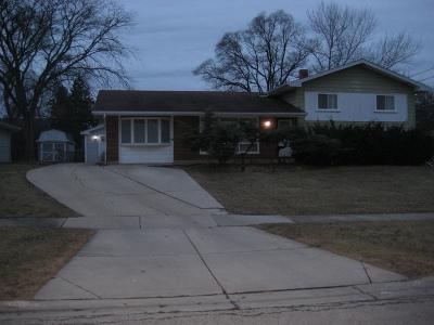 Hoffman Estates Single Family Home Contingent: 775 Jamison Lane