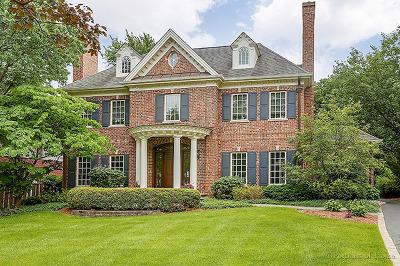 Glen Ellyn Single Family Home For Sale: 661 Revere Road