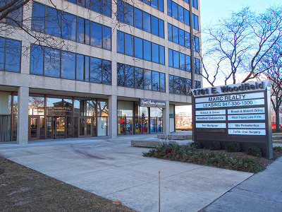Schaumburg Commercial For Sale: 1701 East Woodfield Road #220