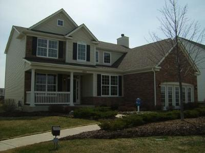 Huntley Single Family Home Contingent: 8982 Pearsall Drive