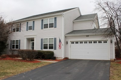 Foxford Hills Single Family Home For Sale: 325 Foxford Drive