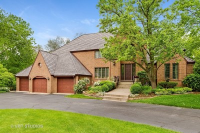 Wheaton Single Family Home For Sale: 2s040 Twin Oaks Drive