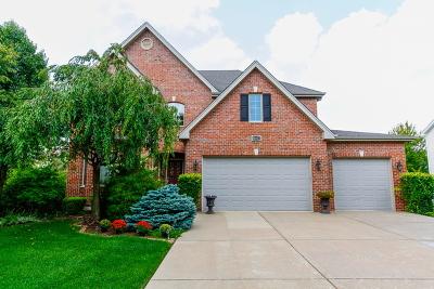 Darien Single Family Home For Sale: 6640 Ridge Road