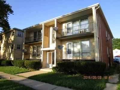 Evergreen Park Multi Family Home For Sale: 9229 South Kedzie Avenue