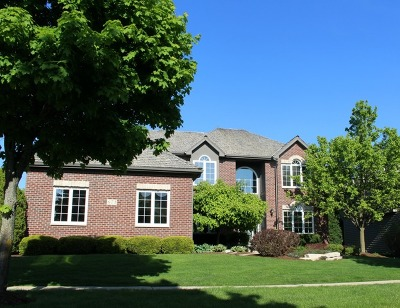 South Elgin Single Family Home Contingent: 671 Waters Edge Drive