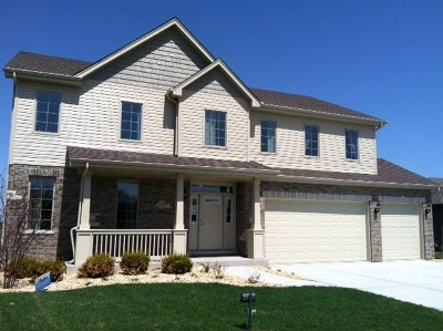 Mokena Single Family Home For Sale: 12507 Crystal Court West Court