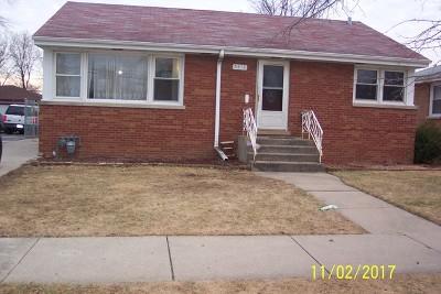 Berkeley Single Family Home Contingent: 5813 Chicago Avenue