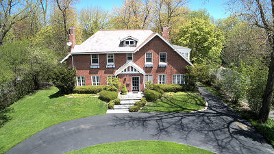 Highland Park Single Family Home For Sale: 1211 Green Bay Road