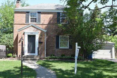 Clarendon Hills Single Family Home For Sale: 108 Algonquin Road