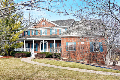 Clarendon Hills Single Family Home Re-activated: 114 Allen Court