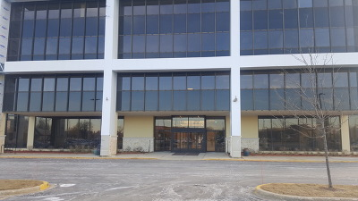 Schaumburg Commercial For Sale: 1111 North Plaza Drive