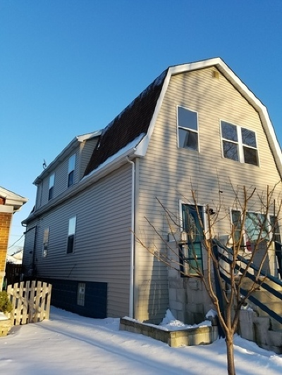 Chicago IL Multi Family Home Re-Activated: $359,000