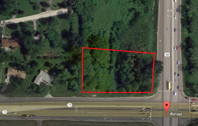 West Dundee Residential Lots & Land For Sale: North West Randall Road