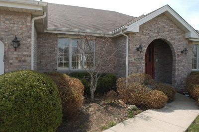Frankfort Single Family Home Re-Activated: 11777 Flintstone Court