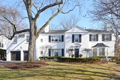 Glencoe Single Family Home For Sale: 999 Elm Ridge Drive