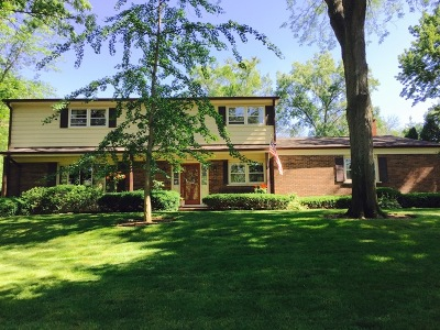 Lake Forest Single Family Home Contingent: 160 Marion Avenue