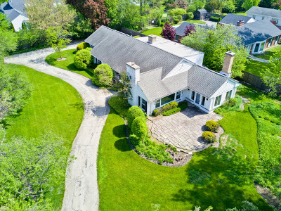 Winnetka Single Family Home For Sale: 1225 Hill Road