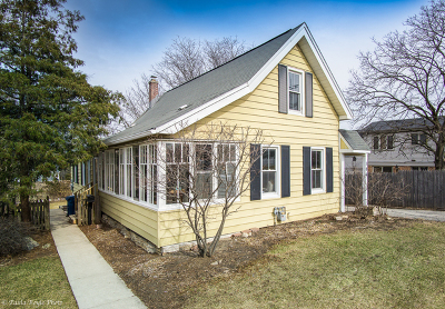 Single Family Home Sold: 304 Maple Avenue